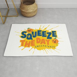 Squeeze the Day Sweepstakes Rug