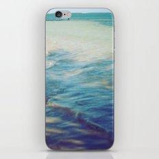 Fisherman in the distance, Mauritius II iPhone & iPod Skin