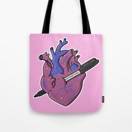 Art hurts Tote Bag