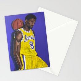 Bryant #8 Stationery Cards