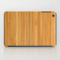 bamboo iPad Cases featuring Bamboo by Patterns and Textures