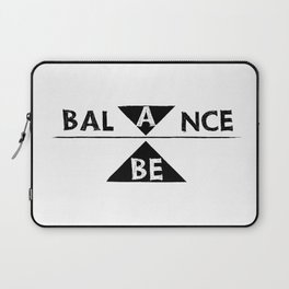 be balance Laptop Sleeve