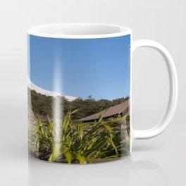 The Mountain Village Coffee Mug