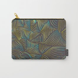 LINES RETRO Carry-All Pouch