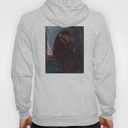The Kiss - Edvard Munch Hoody