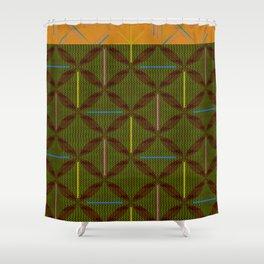 Watumba (Mix) Shower Curtain