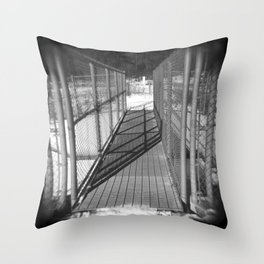 Abridged  Throw Pillow