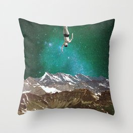 Forgot I was here Throw Pillow
