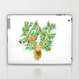 Have you finish your christmas tree yet? Laptop & iPad Skin