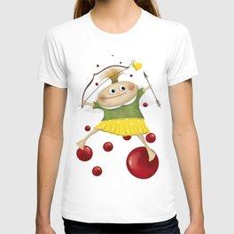 My little cupid.. T-shirt