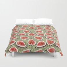 Figs Pattern Duvet Cover