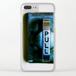 Latch Clear iPhone Case