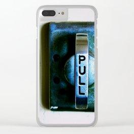 Latch Clear iPhone Case