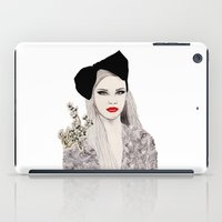 bow iPad Cases featuring Bow by Melania B