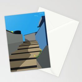 A Walk To The Beach Stationery Cards