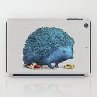 sonic iPad Cases featuring Sonic (color option) by Eric Fan