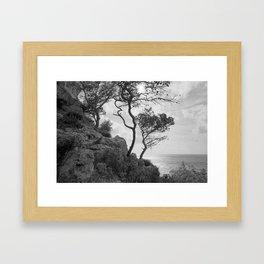 Mallorca #1 Framed Art Print