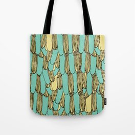 Birds Tails Tote Bag