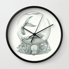 Waterworld Wall Clock
