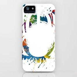 Colorful Guitar iPhone Case