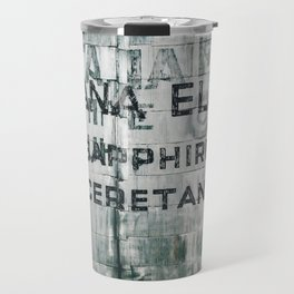 Ghosts of Montana Travel Mug