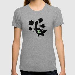 Louisiana - State Papercut Print T-shirt