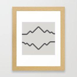 Mountain Vision Framed Art Print