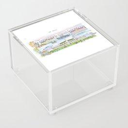Debarkader Acrylic Box