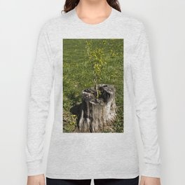 Life Finds a Way Long Sleeve T-shirt