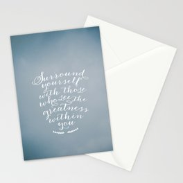 Surround yourself with... Stationery Cards