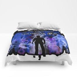 Police Tribute Comforters