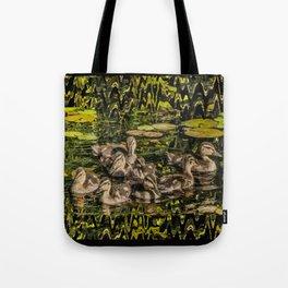 Ducklings Tote Bag
