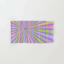 Play with perspective and pattern Hand & Bath Towel