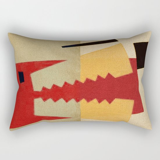 Xolotl Rectangular Pillow