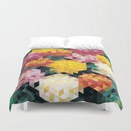 Chrysanthemums 2 Duvet Cover