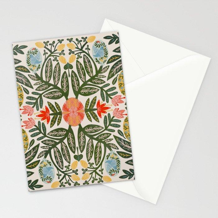 Pyansky Egg Plant Stationery Cards