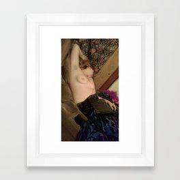 Katie Tatiana Dowell, Voyeur Mode 7 Framed Art Print