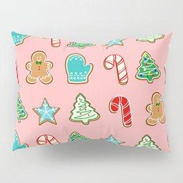 Christmas Cookies Pillow Sham
