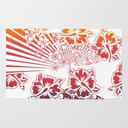 Hawaii Five-O Light Rug