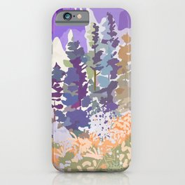 Alpine Lite iPhone Case