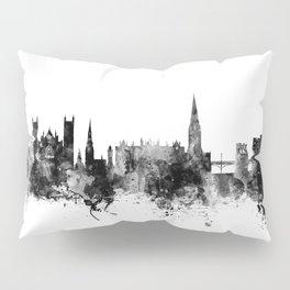 Exeter England Skyline Pillow Sham