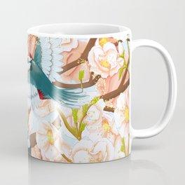 The seasons | Spring birds Coffee Mug