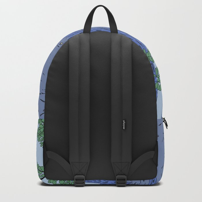 Early morning Backpack