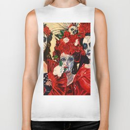 Tres Hermanas ( Three Sisters) Biker Tank