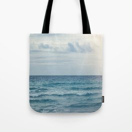 If You Let Go Tote Bag