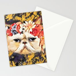 Lord Aries Cat - Art 003A Stationery Cards