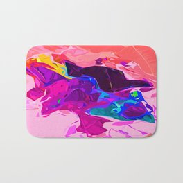 A Hue by Any Other Name Bath Mat