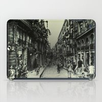 barcelona iPad Cases featuring Barcelona by Lamb