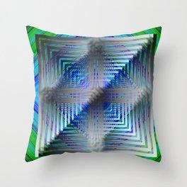 Psykik_Pillow3 Throw Pillow