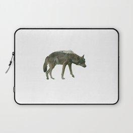 Shaggy wolf Laptop Sleeve